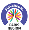 LOGO powered by paris region